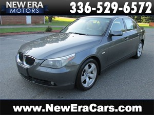 Picture of a 2005 BMW 5-Series 525i Leather! Nice!