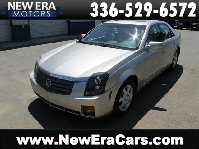 Cadillac CTS Leather! CHEAP! Low Miles! in Winston Salem