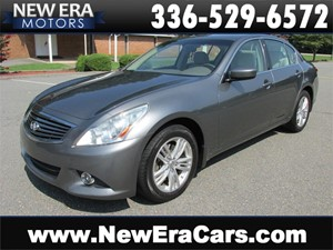 Picture of a 2011 Infiniti G Sedan G37x AWD Leather!