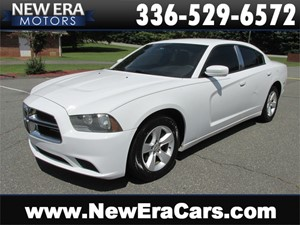 Picture of a 2012 Dodge Charger SE Cheap! Nice!