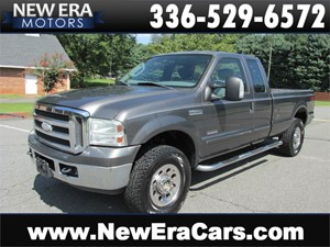 Picture of a 2005 Ford F-250 SD Lariat SuperCab 4WD DIESEL!