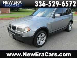 Picture of a 2005 BMW X3 3.0i AWD! Leather!