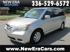 Picture of a 2008 Honda Odyssey EX-L Leather! Nice! Cheap!