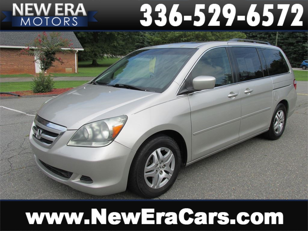 2006 Honda Odyssey Ex L >> 2006 Honda Odyssey Ex L Leather Cheap For Sale In Winston
