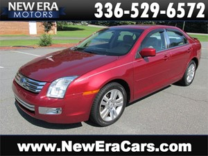 Picture of a 2008 Ford Fusion V6 SEL Cheap! Nice!