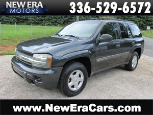 Picture of a 2003 Chevrolet TrailBlazer LT Cheap! Nice!