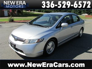 Picture of a 2008 Honda Civic Hybrid Cheap! Great MPG!