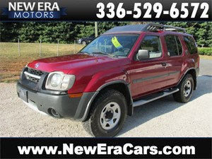 2002 Nissan Xterra XE Manual! Cheap! for sale by dealer