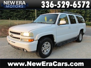 Picture of a 2002 Chevrolet Suburban 1500 4WD Z71 3rd Row! Leather!