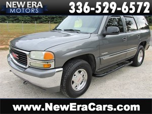 Picture of a 2002 GMC Yukon 4WD 3rd Row! Cheap!