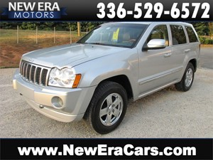 2006 Jeep Grand Cherokee Overland HEMI! Leather! for sale by dealer