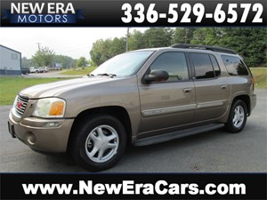 Picture of a 2002 GMC Envoy XL SLE 3rd Row! Cheap!