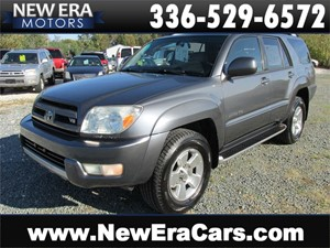Picture of a 2004 Toyota 4Runner Limited  Leather! Nice!