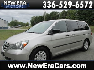 Picture of a 2007 Honda Odyssey LX Cheap!