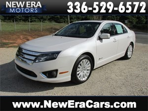 Picture of a 2010 Ford Fusion Hybrid Sedan Nav! Leather! Nice!