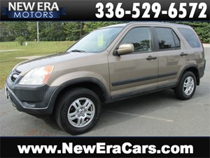 Picture of a 2003 Honda CR-V EX 4WD Cheap! Clean!