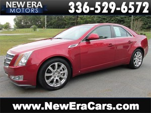 Picture of a 2008 Cadillac CTS 3.6L Coming Soon!