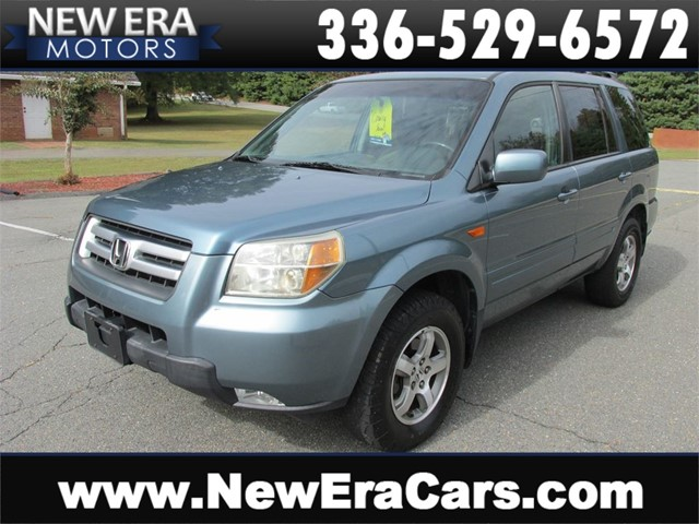 Honda Pilot EXL 4WD Navigation! 3rd Row! in Winston Salem