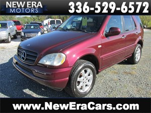Picture of a 1999 Mercedes-Benz M-Class ML430 Leather! Nice!
