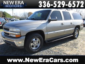 Picture of a 2001 Chevrolet Suburban K1500 4WD
