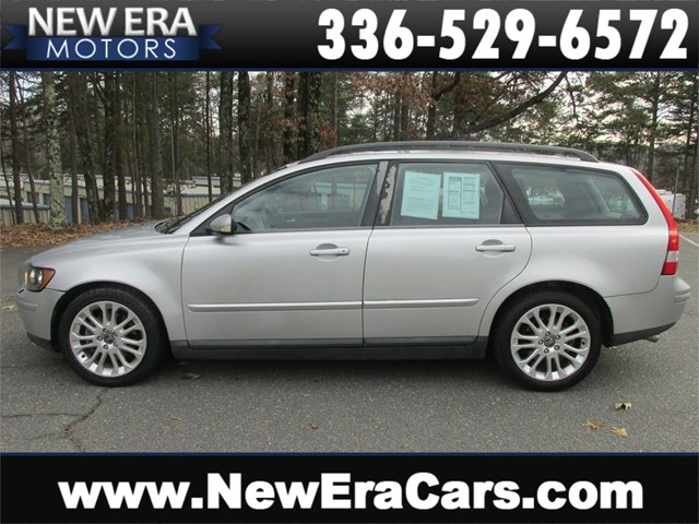 Volvo V50 T5 Sporty and Safe in Winston Salem