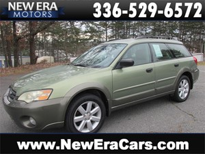 Picture of a 2006 Subaru Outback 2.5i Wagon AWD! Great MPG!