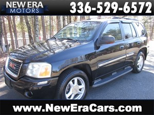 Picture of a 2002 GMC Envoy SLE 4WD Michelin Tires! Leather!