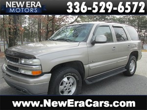 Picture of a 2002 Chevrolet Tahoe 4WD 3rd Row! Clean!