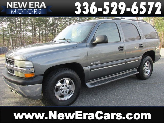 Chevrolet Tahoe 4WD 3rd Row! Leather! in Winston Salem