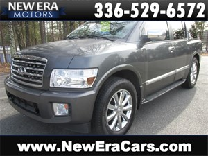 2008 Infiniti QX56 1 Owner! 3rd Row!  for sale by dealer