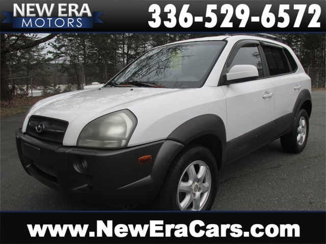 Hyundai Tucson GLS 2.7 2WD 1owner! Affordable! in Winston Salem