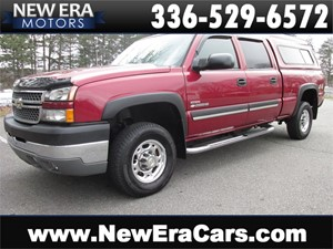 Picture of a 2005 Chevrolet Silverado 2500HD 4WD Duramax! 1 Owner!