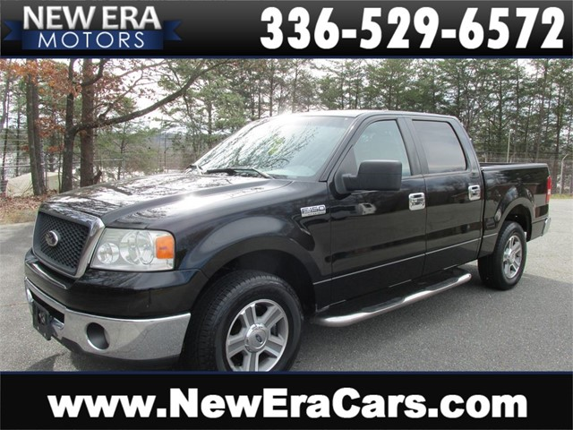 Ford F-150 XLT Crew Cab! No Accidents! in Winston Salem