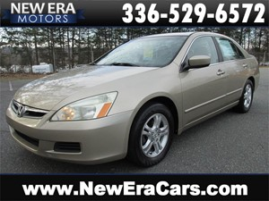 Picture of a 2007 Honda Accord EX Sedan 1 Owner! Great Service!