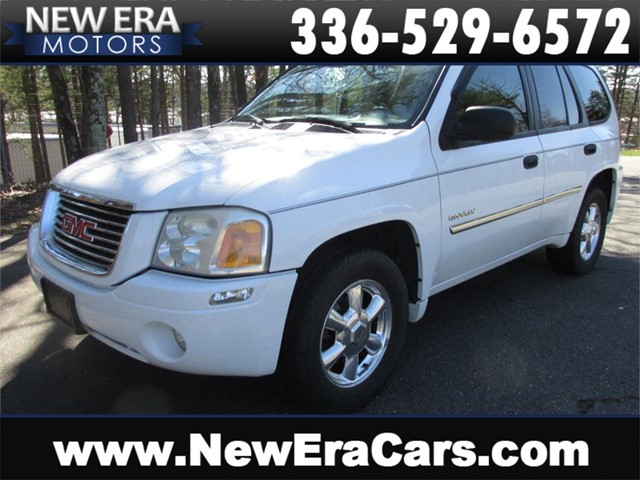 GMC Envoy SLE 4WD Clean! Affordable!  in Winston Salem