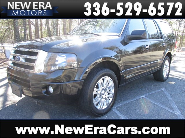 Ford Expedition Limited DVD, NAV, Premium  in Winston Salem