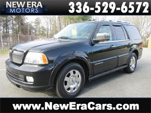 Picture of a 2005 Lincoln Navigator Luxury 4WD Leather! Nice!