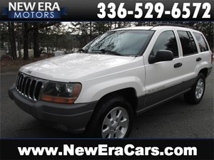 Picture of a 2001 Jeep Grand Cherokee Laredo V8 Sunroof