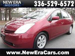Picture of a 2005 Toyota Prius 4-Door Liftback Great MPG!
