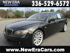 Picture of a 2007 BMW 7-Series 750Li Nice, Leather, Nav