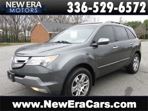 Picture of a 2008 Acura MDX Tech Package w/ Rear DVD