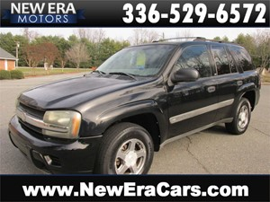Picture of a 2004 Chevrolet TrailBlazer LS 2WD Cheap!