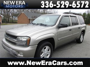 Picture of a 2003 Chevrolet TrailBlazer EXT LS 4WD 3rd Row