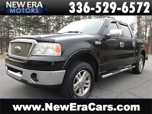 2006 Ford F-150 Lariat SuperCrew 2WD for sale by dealer
