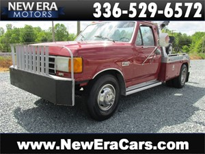 Picture of a 1991 Ford F-350 Vintage Wrecker All Orginal