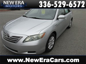 Picture of a 2007 Toyota Camry Hybrid Sedan Great MPG
