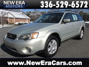 Picture of a 2005 Subaru Outback 2.5i Limited Wagon