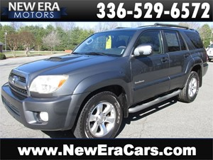 Picture of a 2008 Toyota 4Runner Sport Edition