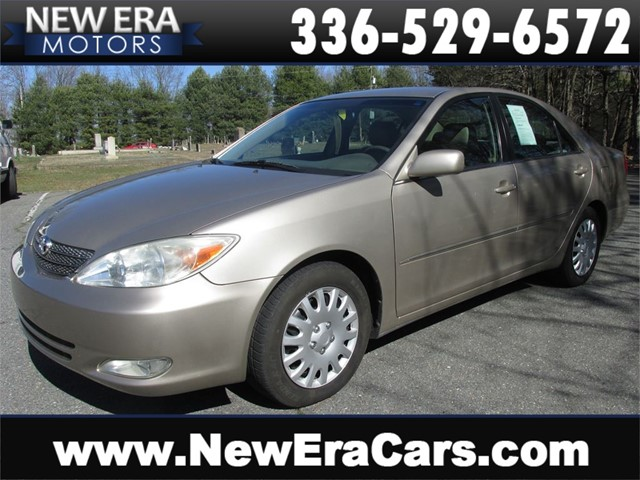 Toyota Camry LE Low Miles Great Car  in Winston Salem