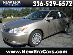 Picture of a 2003 Toyota Camry LE Low Miles Great Car